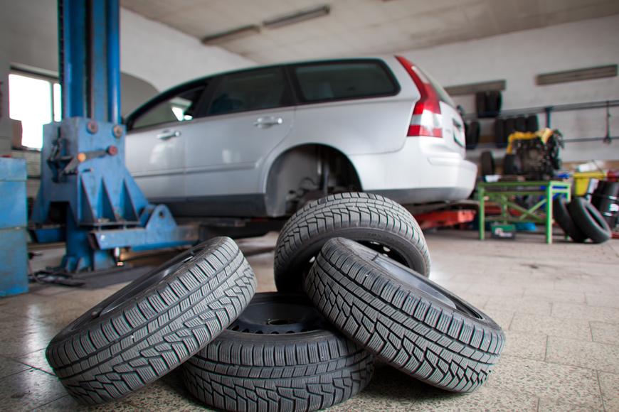 10 Coisas que não sabia sobre os pneus